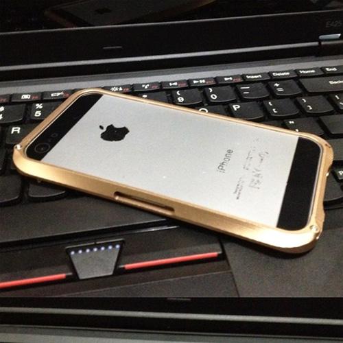 coque aluminium brosse Iphone5