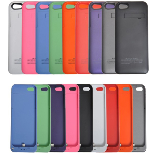 coque iphone5 2200mah pic3