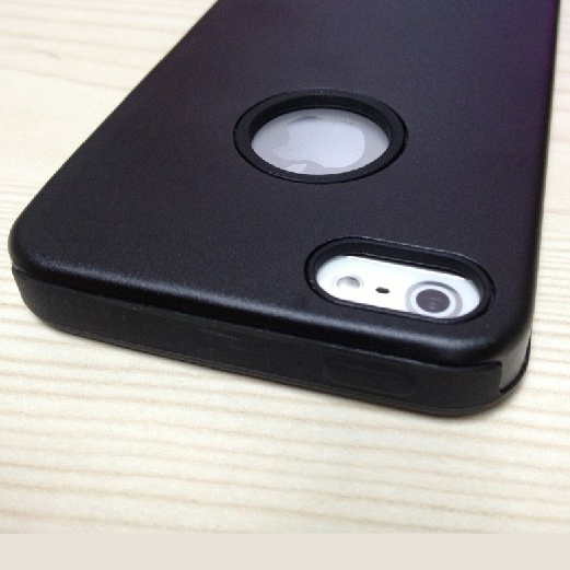 coque iphone5 alu silicone pic4