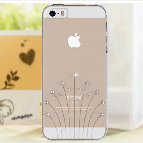 coque iphone strass DIY pic3