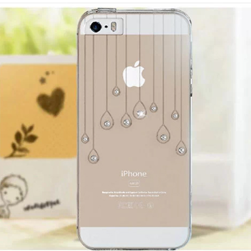 coque iphone strass DIY pic6