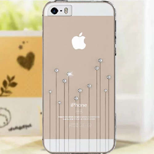 coque iphone strass DIY