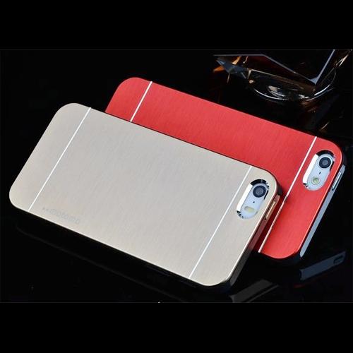 coque metal brosse iphone 4 et 5 pic3