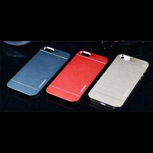 coque metal brosse iphone 4 et 5 pic5