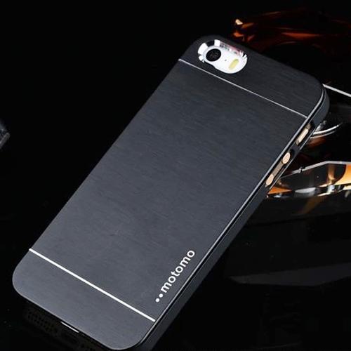 coque metal brosse iphone 4 et 5 pic8