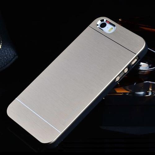 coque metal brosse iphone 4 et 5 pic9