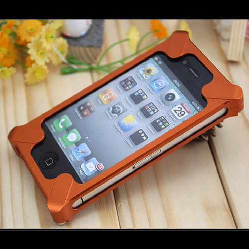 coque metal transformers Iphone5