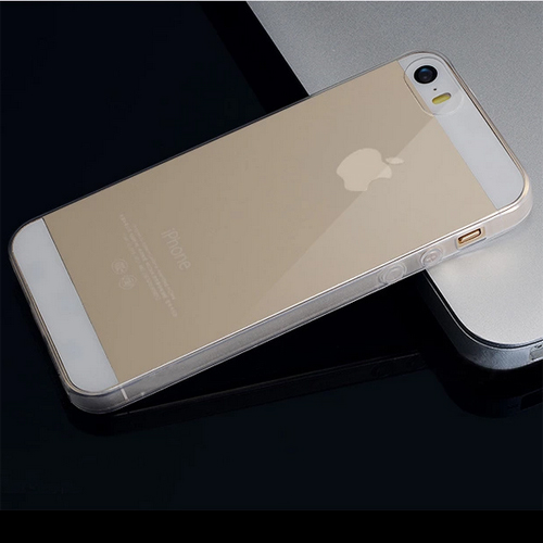 coque silicone ultra fine iphone pic6