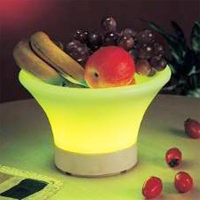 corbeille de fruits lumineuse HS03028