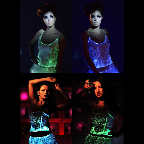 corset lumineux VETLUMYQ09 pic2
