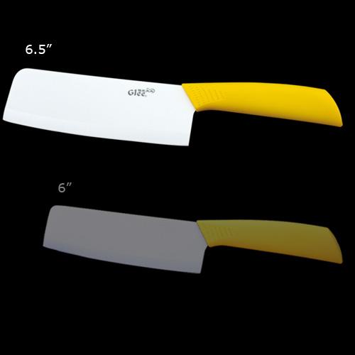 couteau de cuisine ceramique double faces poli CTCRDFBP65