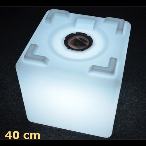 cube lumineux led 40cm pic2