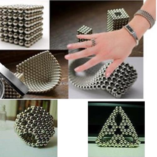 cube magnetique 216 billes 5mm pic8
