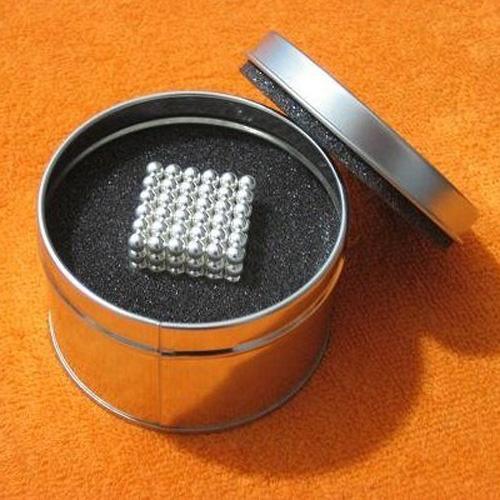 cube magnetique 216 billes 5mm pic9