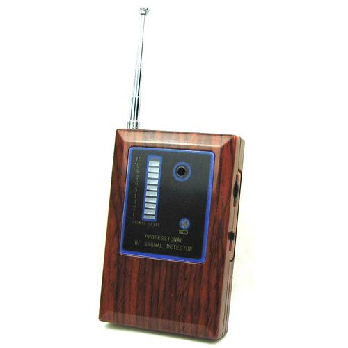 detecteur emetteur radio
