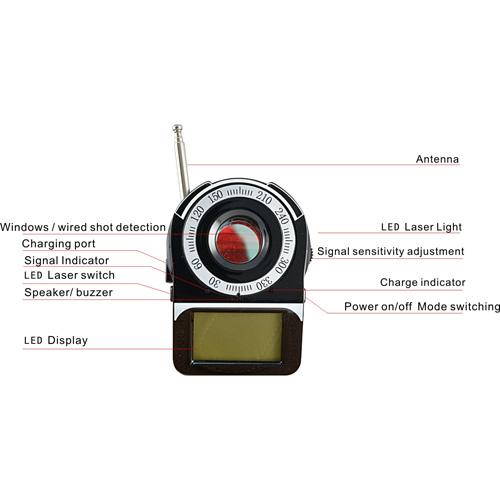 detecteur de cameras pic5