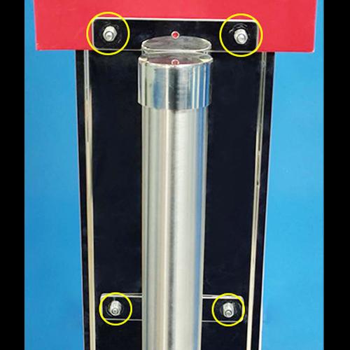 distributeur de gel hydroalcoolique SOAPDIPS3 pic9