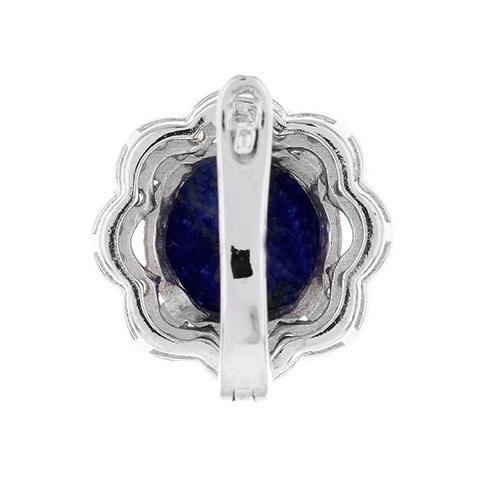 dormeuse femme argent zirconium diamant 8700072 pic4