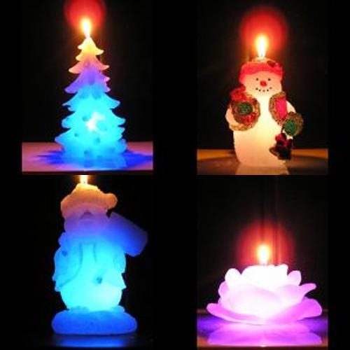 echantillons bougies