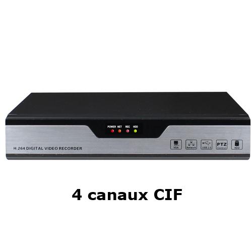 enregistreur DVR 6604E