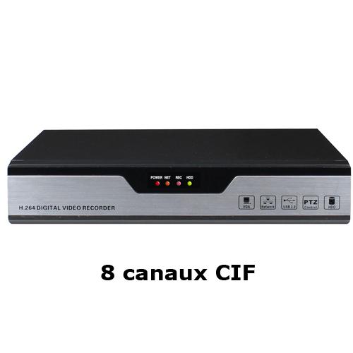enregistreur DVR 6608E