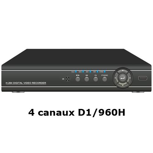 enregistreur DVR 6804V