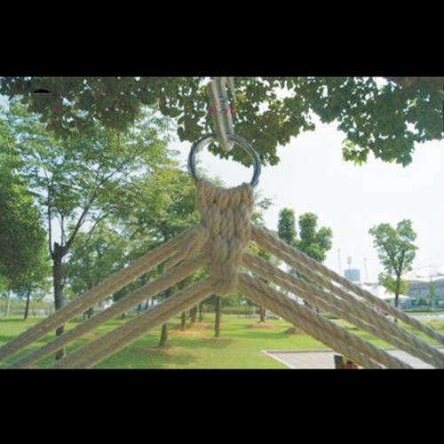 fauteuil balancoire jardin pic9