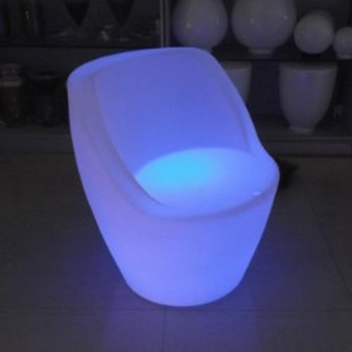 fauteuil lumineux 16 couleurs HSCHAIR62
