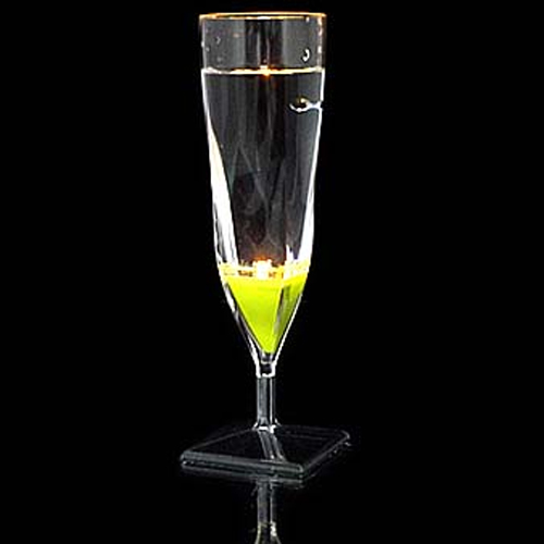 Verres lumineux leds sur grossiste chinois import - Flute a champagne led ...