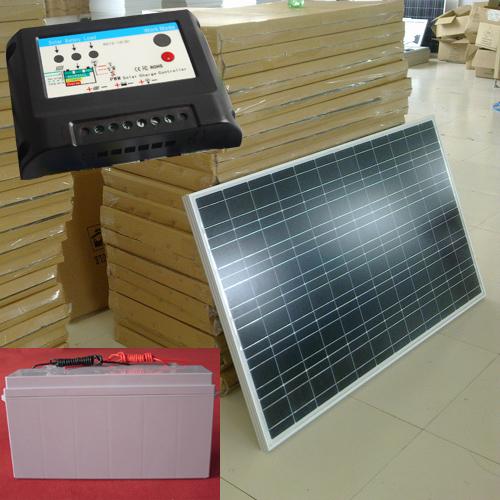 generateur solaire 12V 460W 360AH
