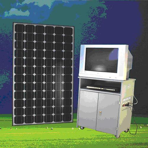 generateur solaire individuel 170W