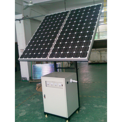 generateur solaire individuel 250W pic2