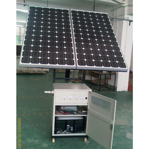 generateur solaire individuel 250W