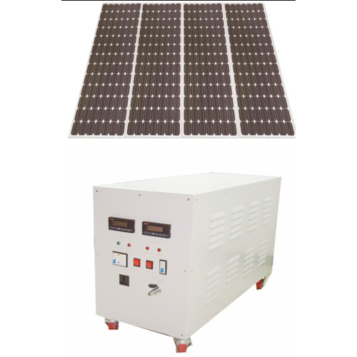 generateur solaire individuel 500W