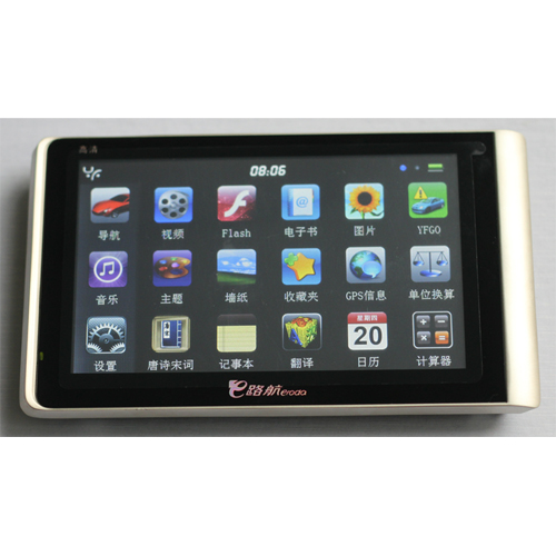 gps multifonctions GPS960N