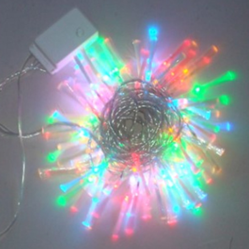 guirlande led 4 couleurs 10 metres GRLLED10