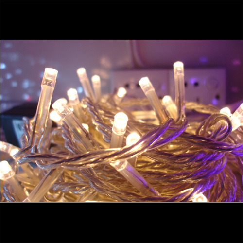 guirlande led blanc chaud 10 metres GRLLED07