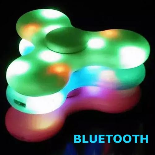 hand spinner bluetooth lumineux SPINNERVS21