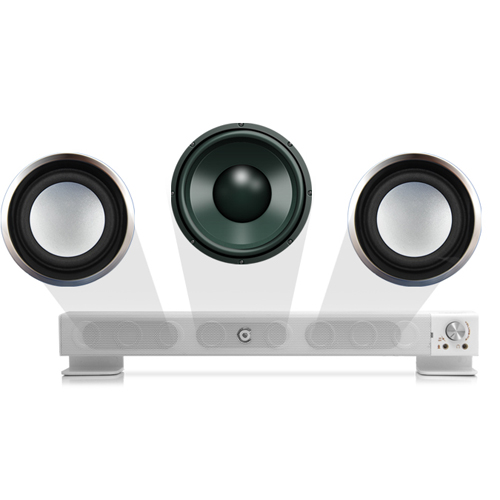 haut parleurs 6W RMS HP30F pic3