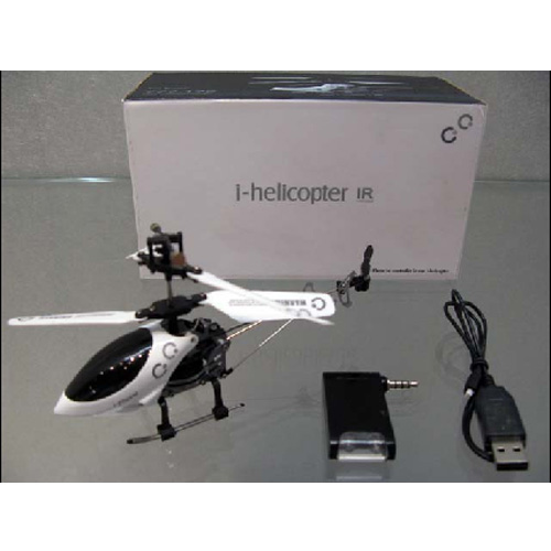 helicoptere radio commande iphone HELICOIPH13