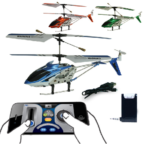 helicoptere radio commande iphone HELICOIPH20