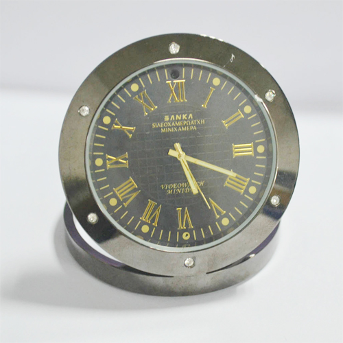 horloge camera espion SPYCLK01