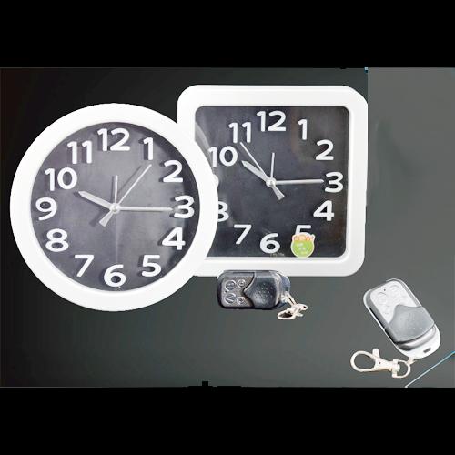 horloge camera espion SPYCLKANAL1