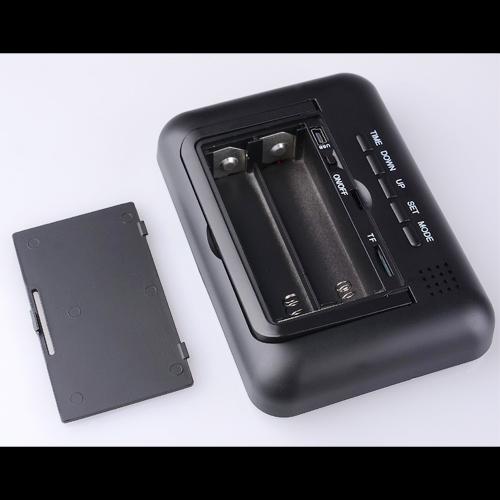 horloge camera espion SPYCLKD pic2