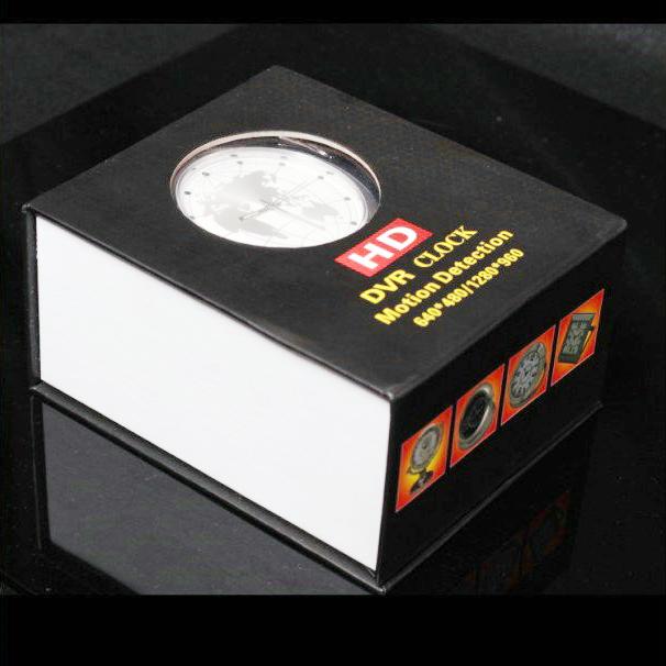 horloge camera espion SPYCLKW pic2
