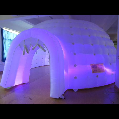 igloo gonflable lumineux IGLOOLED65 pic12