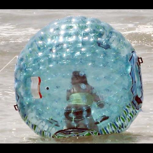 jeu gonflable aquatique STRGNFJ519