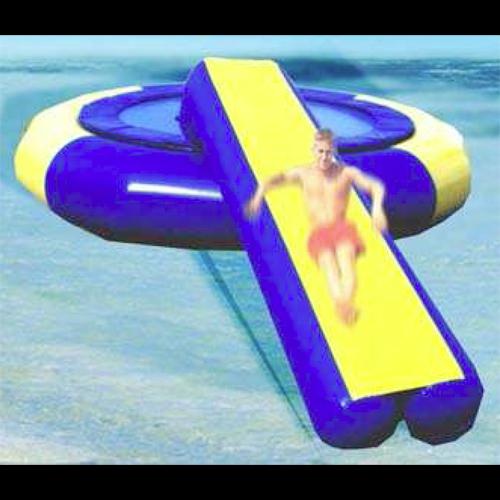 jeu gonflable aquatique STRGNFJ531