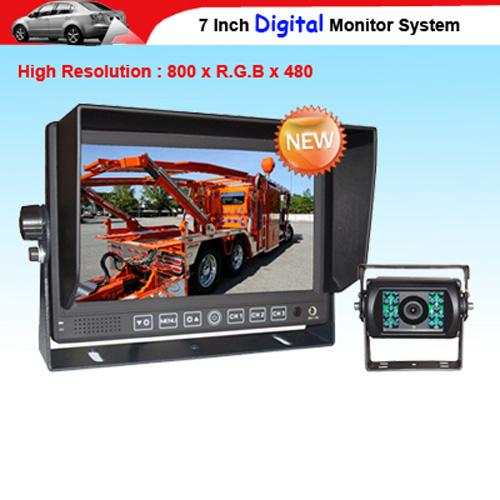 kit camera auto poids lourds RI7082