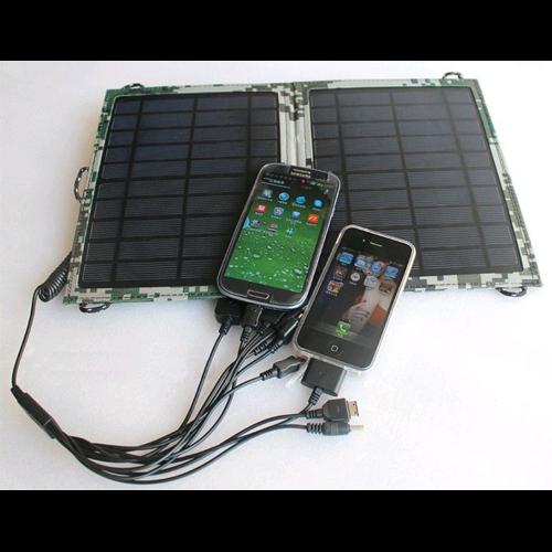 kit solaire randonnees 10W pic2